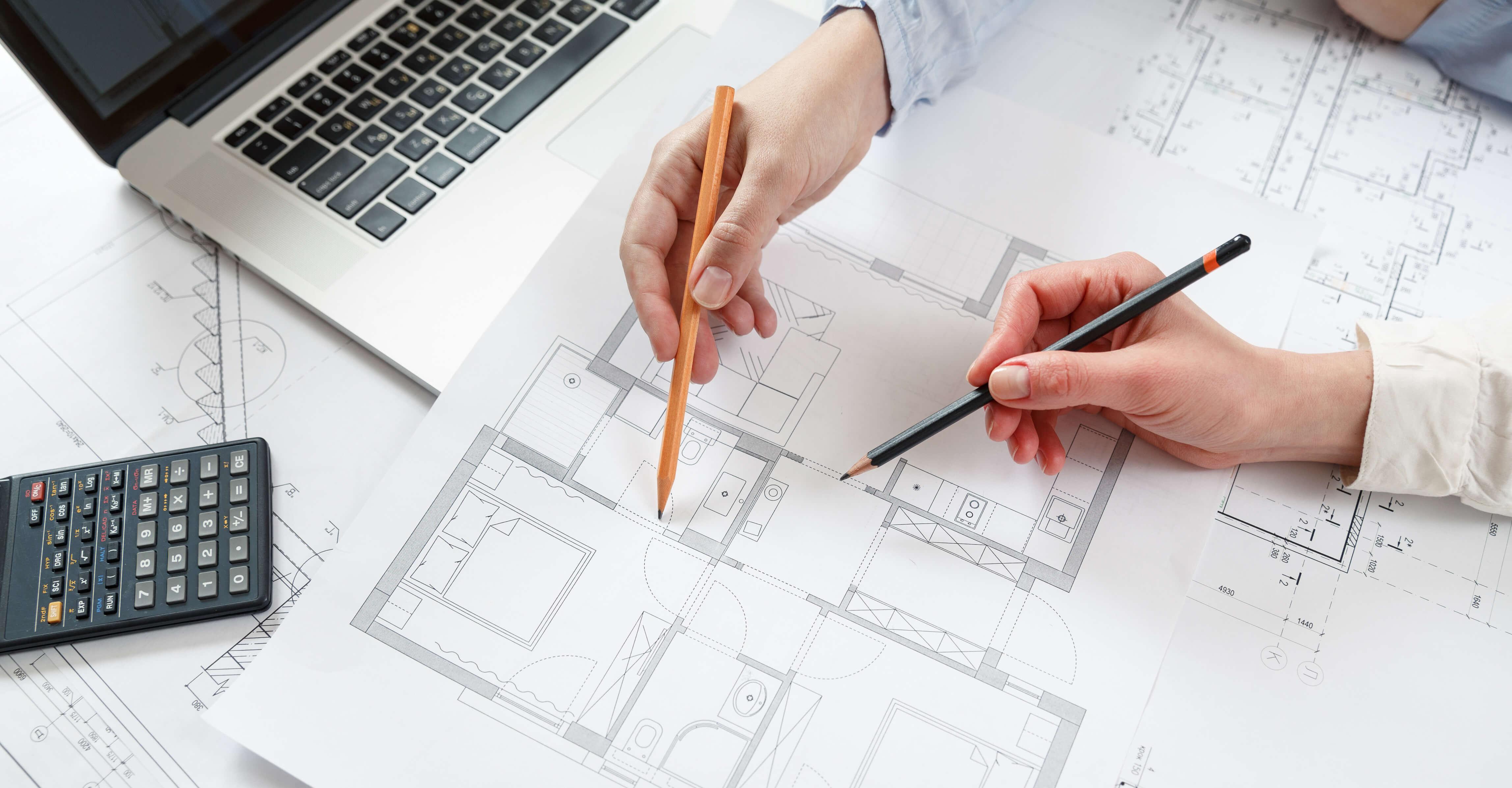 Gebäudetechnik und Engineering Dienstleistungen